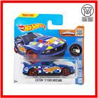 Ford Mustang Custom 12 HW Race Team 3/10 3/250 Diecast by Hot Wheels Mattel