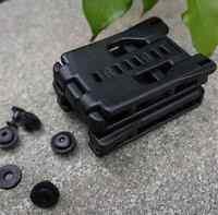 EDC Gear Multi Function K Sheath Kydex Scabbard Belt Clip Waist Clamp Outdoor AU