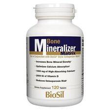 BioSil Bone Mineralizer Matrix Natural Factors 120 Tabs