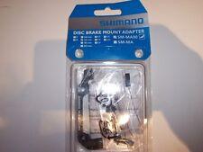 Shimano SM-MA90 P/S Disc-Brake Mount Adapter, Rear 160mm