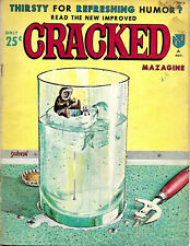 Cracked Magazine #40, November 1964, 25¢ John Severin cover art