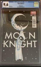 Moon Knight #1 Marvel Comics 2014 Skottie Young Variant CGC 9.6