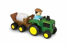 NEW John Deere Pull and Go Tractor, Easy Activation, Ages 2+ (TBEKT16011)