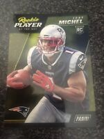 2018 PANINI ROOKIE PLAYER OF THE DAY SONY MICHEL R-8