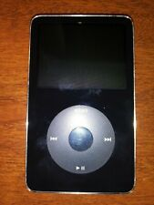 Apple iPod classic 5th Generation Black (80 GB) Great Condition with Accessories