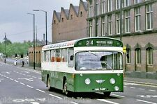 Nottingham City Transport 706 NAL545F AEC Swift 6x4 Bus Photo Ref P071