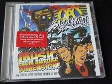 Aerosmith - Music From Another Dimension! (CD 2012) THE JOE PERRY PROJECT