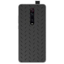 Funda Gel Tpu para Xiaomi Mi 9T / Mi 9T Pro diseño Metal Dibujos