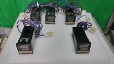 RKC REX-AF10 AF10PD*AN-BN/A RKC INSTRUMENT INC. LOT OF 5