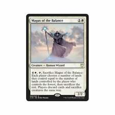 MTG Commander 2018 - Magus of the Balance - NM Card
