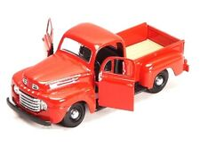 1948 Ford F-1 Pickup Truck Maisto 34935 1/24 Scale Diecast Model Toy Car RED