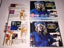 Madonna 2000 Music Taiwan 1st Edition Box CD Album with Promo Insert Bonus Track