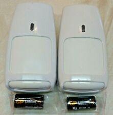 2x Honeywell IRPI800M Wireless Pet Friendly Domonial PIR Alarm Sensor Detector