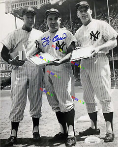 Yogi Berra New York Yankees Signed Autographed Signed 8x10 Photo Reprint