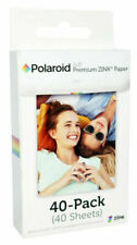 """Polaroid Premium ZINK Photo Paper 2 x 3"""" - Pack of 40 Sheets"""