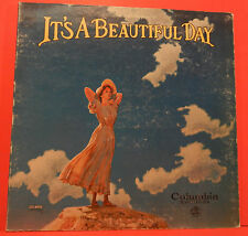 IT'S A BEAUTIFUL DAY SELF VINYL LP 1969 RE '70 GREAT COND! VG+/VG+!!C