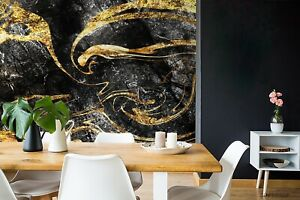 3D Marble Texture Wallpaper Wall Mural Removable Self-adhesive Sticker1062
