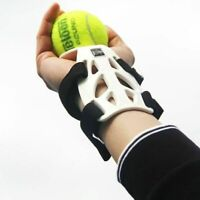 Tennis Ball Machine Training Tool Practice Serve Trainer Correct Wrist Posture
