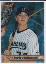 Matt Dominguez Houston Astros 2011 Bowman Insert Bowmans Best Prospects