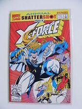 X-FORCE ANNUAL # 1 1992  MARVEL COMICS X-MEN