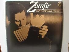 Zamfir THE ROMANTIC FLUTE  - Vinyl LP