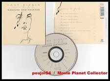 """JANE BIRKIN """"Amours Des Feintes"""" (CD) 1990"""