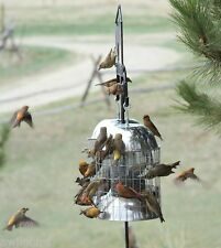 Grackle & Other Nuisance Bird Stopper Squirrel Proof Wild Bird Feeder - Usa