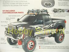 Tamiya 4WD R/C  TOYOTA TUNDRA  High-Lift  Pick-Up  3 Speed  Off Road Truck 58415
