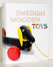 SWEDISH WOODEN TOYS Scandinavian Design Red Dala Horse BRIO Dollhouse Games More