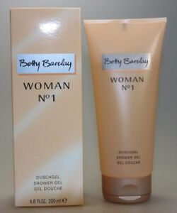 Betty Barclay No 1 Duschgel Shower Gel 200 ml  Neu in OVP