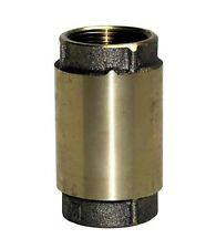 "ProPlumber 1"" Brass Check Valve New"