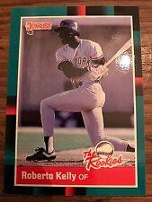 1988 Donruss Roberto Kelly New York Yankees #16