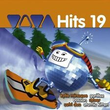 Viva Hits 19 (2002) Groove Coverage, Jeanette, Dannii Minogue, Blank & .. [2 CD]
