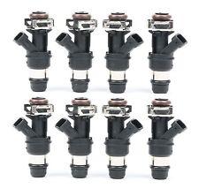 Set of 8 28lb Fuel Injectors for GM Engine 4.8L 5.3L 6.0L 01-07 Exc.Flex Fuel