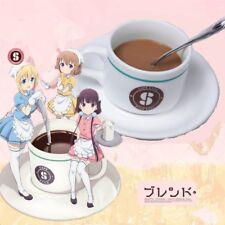 Blend S Sakuranomiya Hideri Hinata Hoshikawa Do S Anime Coffee Ceramics Milk Cup