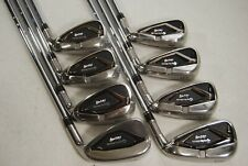 TaylorMade M4 4-PW,AW Iron Set Right KBS MAX 85 Regular Steel # 106307