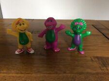 Set of Barney Figures