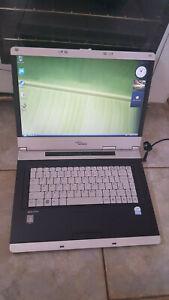 "Fujitsu Siemens Amilo Pro V3515 Laptop 15.4"" 1GB 80GB SSD Windows Vista SP2"