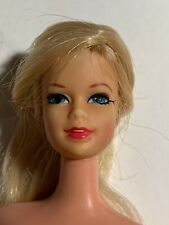 1968 TNT Blonde Stacey Barbie Doll #1165 - Japan - Wearing 1979 Pretty Changes