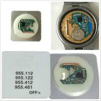 Placa circuito movimiento reloj cuarzo para ETA 955.122 955.112 955.412 955.461