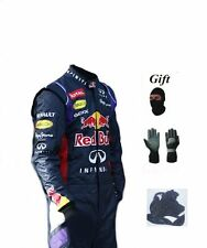 Red Bull 2014 Kart race suit kit CIK/FIA Level 2 (Free gifts)