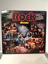 Rock Dreams German Import LP Vinyl Record Who Hendrix Beatles Cream James Brown
