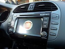 "AUTORADIO FIAT BRAVO GPS 7"" HD DVD USB SD 3G CANBUS MAPPE RETROCAMERA NO DOGANA"