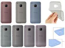 Housses et coques anti-chocs en silicone, caoutchouc, gel pour téléphone mobile et assistant personnel (PDA) HTC