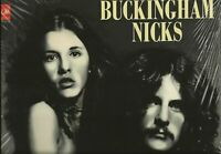 BUCKINGHAM NICKS - ANNIVERSARY EDITION LP - IMPORT AUSTRALIA - COLOR VINYL