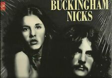BUCKINGHAM NICKS - ANNIVERSARY EDITION LP - IMPORT AUSTRALIA - COLOR VINYL