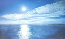 "Lithograph "" Calm Waters ""  By W, Corbett COA Signed Ltd Ed 14/ 95"