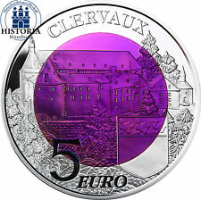 Niob Münzen aus Luxemburg
