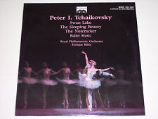 "TCHAIKOVSKY & ""BALLET MUSIC"", ENRIQUE BATIZ & ROYAL PHILHARM. ORCH., NEW, SEALED"