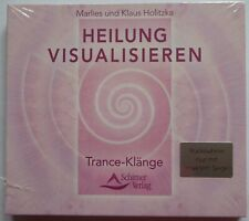 CD geführte Meditation HEILUNG VISUALISIEREN Trance Klänge